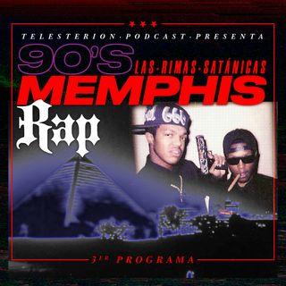 90´s Memphis Rap, Las Rimas Satánicas
