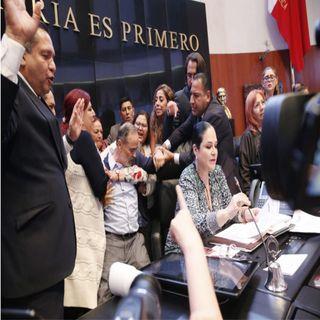 Morena impone a Piedra Ibarra en CNDH