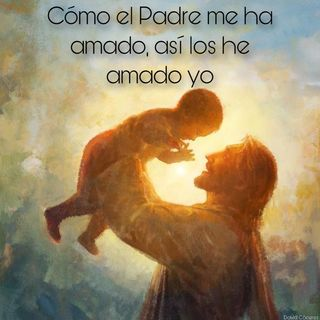 EVANGELIO DE HOY 6 de Mayo 2021 si y te acercas a Jesús tú alegría será plena !
