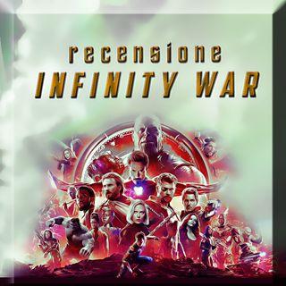Recensione Infinity War SENZA SPOILER