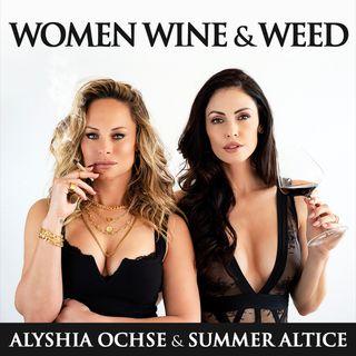 Women Wine & Weed