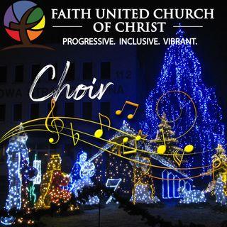 Choir-Children, Go Tell It On the Mountain