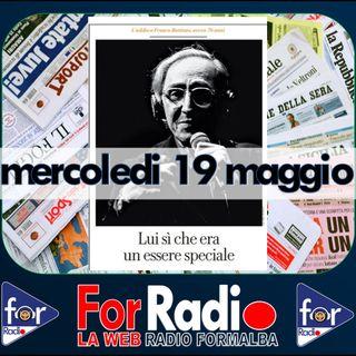 BUONGIORNO FORMALBA del 19 maggio 2021 con Marco Giustinelli