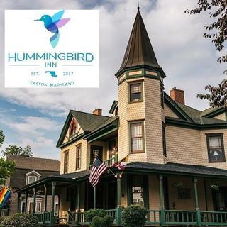Hummingbird Inn in Easton, Maryland - Eric Levinson on Big Blend Radio