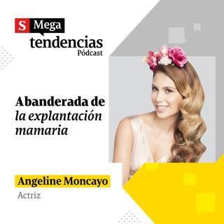 """""""Detrás de las cirugías plásticas a veces hay un gran vacío emocional"""": Angeline Moncayo, actriz"""
