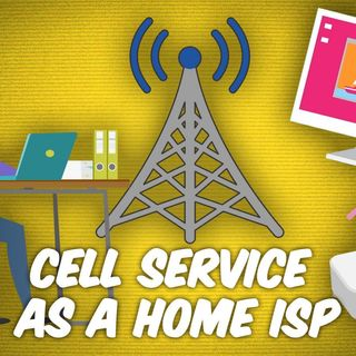 Ask The Tech Guy 57: 4G LTE for Home Internet