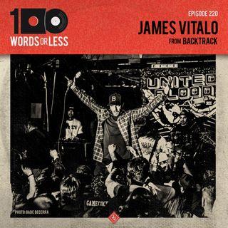 James Vitalo from Backtrack