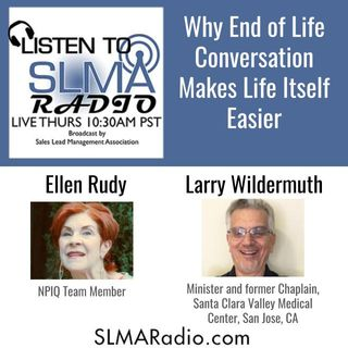 Why End of Life Conversation Makes Life Itself Easier