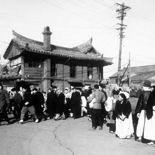 Devastation and Desperation: Eyewitness Accounts of 1950's Korea