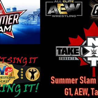 Summer Slam Predictions - Takeover Reactions