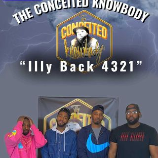 The Conceited Knowbody EP 157 Illy back 4321