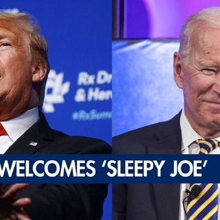 @RealDonaldTrump doesn't think #SleepyJoe #Biden2020 will be able to 'do the job' #MagaFirstNews W/@PeterBoykin