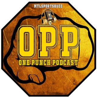 Episode 001 @OnePunchPodcast