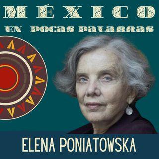 Elena Poniatowska, su vida y obra en pocos minutos