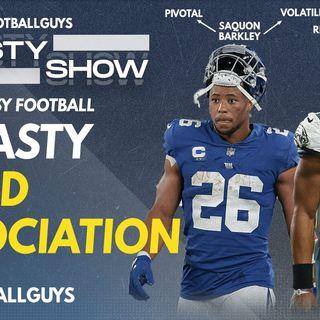 Dynasty Word Association - Dynasty Fantasy Football Podcast 2021