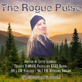 Rogue Pulse June 19 2020 - Raw Vegan Expert: Lissa from Lissa's Raw Food Romance