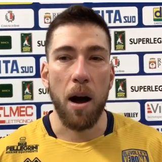 """Verona: Federico Marretta """"La vittoria di squadra più importante dell'anno"""""""
