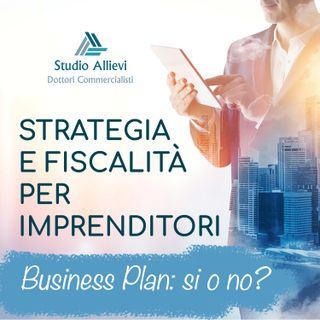Business Plan: si o no?
