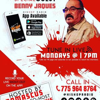 EPISODE 43  Pastor Benny of Vo Las Vegas