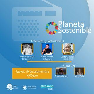 Influencers y sostenibilidad