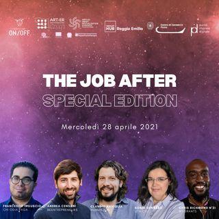 Startup e imprenditoria a impatto sociale | Sonia Gennaro, Chris Richmond N'Zi, Claudio Naviglia, Andrea Censoni, Francesco Inguscio