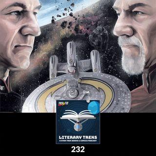 Literary Treks : 232: Andorian Crinkled Bendy Straw Antenna