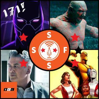 "Issue #171: ""The Baldwin Two-Step!"" (Doom Patrol, Joker Origin Update, Batista Smash, Black Panther Cartoon, DC Universe Launch details)"