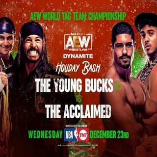 TV Party Tonight: AEW Dynamite - Holiday Bash