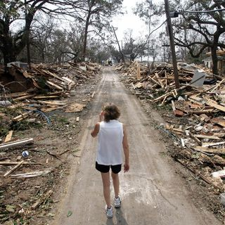 Hurricane Katrina 10 Years Later - God or Satan?