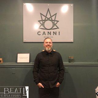 OFFBeat Conversations Talk w/ Colin Plant Of Canni-Hemp Company