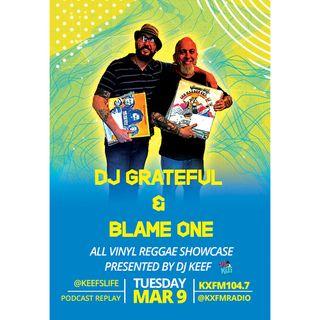 Dj Grateful & Blame One Reggae Schocase // Live On KXFM 104.7