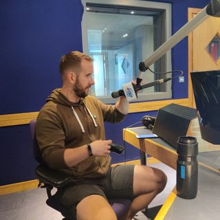 Adam Wright of Kingfisher gym gives tips on exercising at home