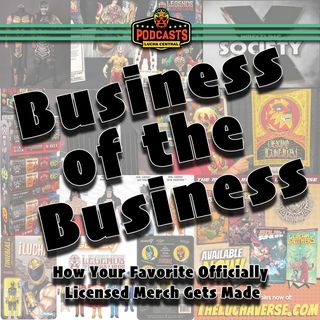 Guest: Collectibles & Action Figures Executive & Expert Jeremy Padawer Talks AEW, WWE, Pokémon & More