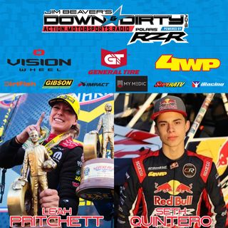 #397 - Leah Pritchett & Seth Quintero On Air!