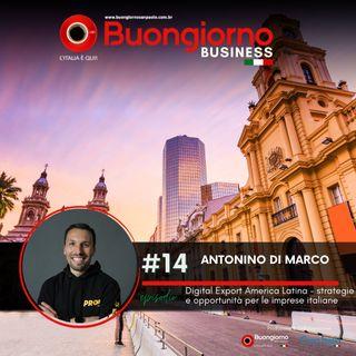 Business 14: Digital Export America Latina - strategie e opportunità per le imprese italiane