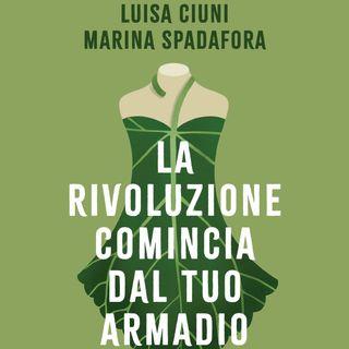 """Marina Spadafora """"La rivoluzione comincia dal tuo armadio"""""""