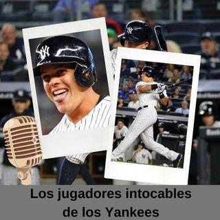 Los jugadores intocables de los Yankees
