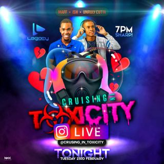 Niqo Vybz & Gunner Live @ Cruising In Toxicity IG Party