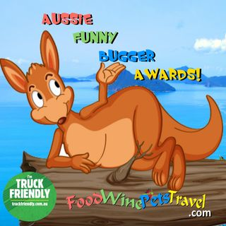 SAMPLE: The Australian Funny Bugger Awards or 'AFBAS'