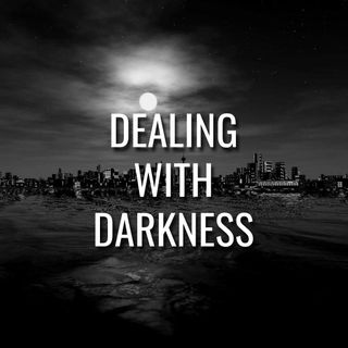Dealing With Darkness - Morning Manna #3136