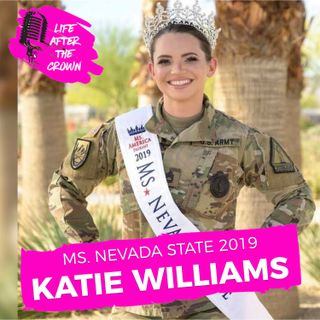Ms. Nevada State 2019 Katie Williams - How She Was Allegedly Disqualified From Her National Pageant Because of Her Political Beliefs