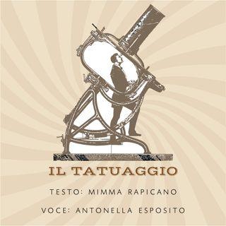 Il tatuaggio (autore:M.Rapicano - voce: A.Esposito)