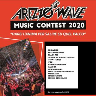 PUGLIA CONNECTION #19 - AREZZO WAVE 2020 PT2 - 28/05/2020