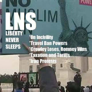 Liberty Never Sleeps 06/27/18 Show