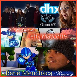 EP4 Rene Menchaca/ Rigging