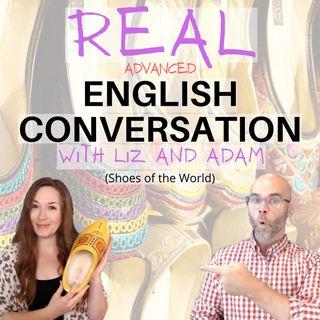 Who Cares About Shoes? (Conversation Program)