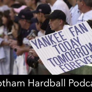 Gotham Hardball #001 | Hot Stove Review | Cole signing | Houston Cheaters | Mets '20 Outlook
