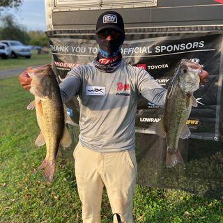 Up & coming FLW VA Pro Derik Hudson talks about his top 25 BFL season