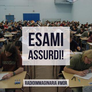 #mor Esami assurdi!