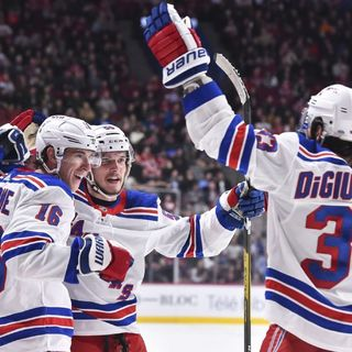 NHL Weekly Show: Rangers on fire, Flyers on the rise, Golden Knights rolling plus listener mailbag